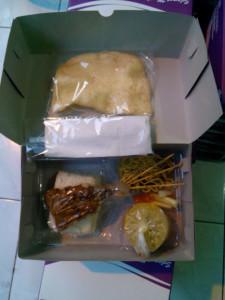 nasi kotak sakinah aqiqah surabaya