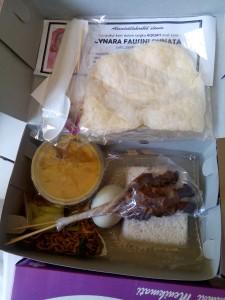nasi kotak aqiqah
